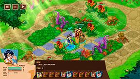 Imagem do game The Last Princes